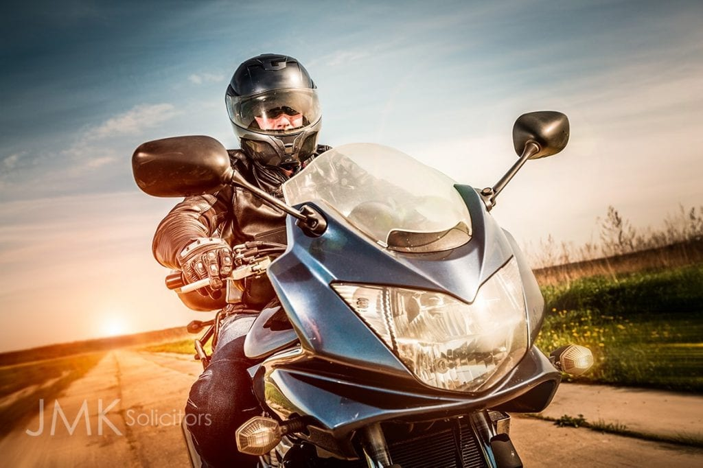 Uploaded ToJMK Solicitors persistence helps Motorbike client win liability case