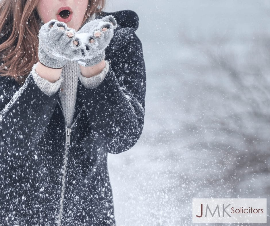 JMK Solicitors Car Winter Ready