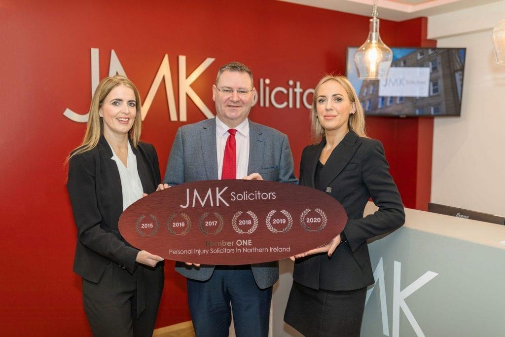 JMK Solicitors Number 1 2020