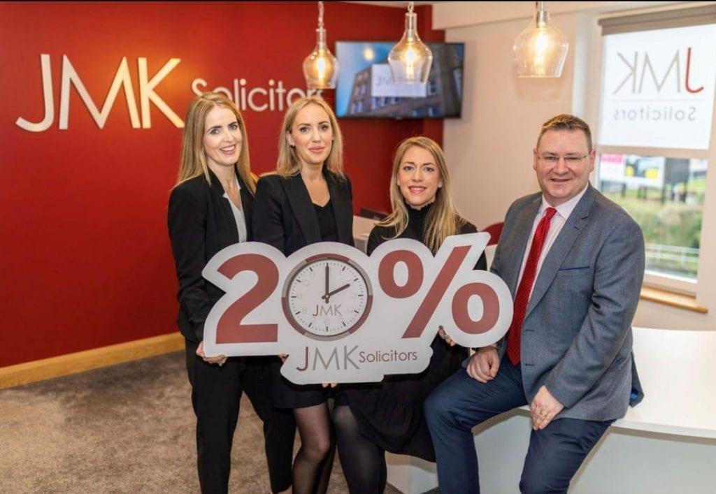 work life balance JMK Solicitors