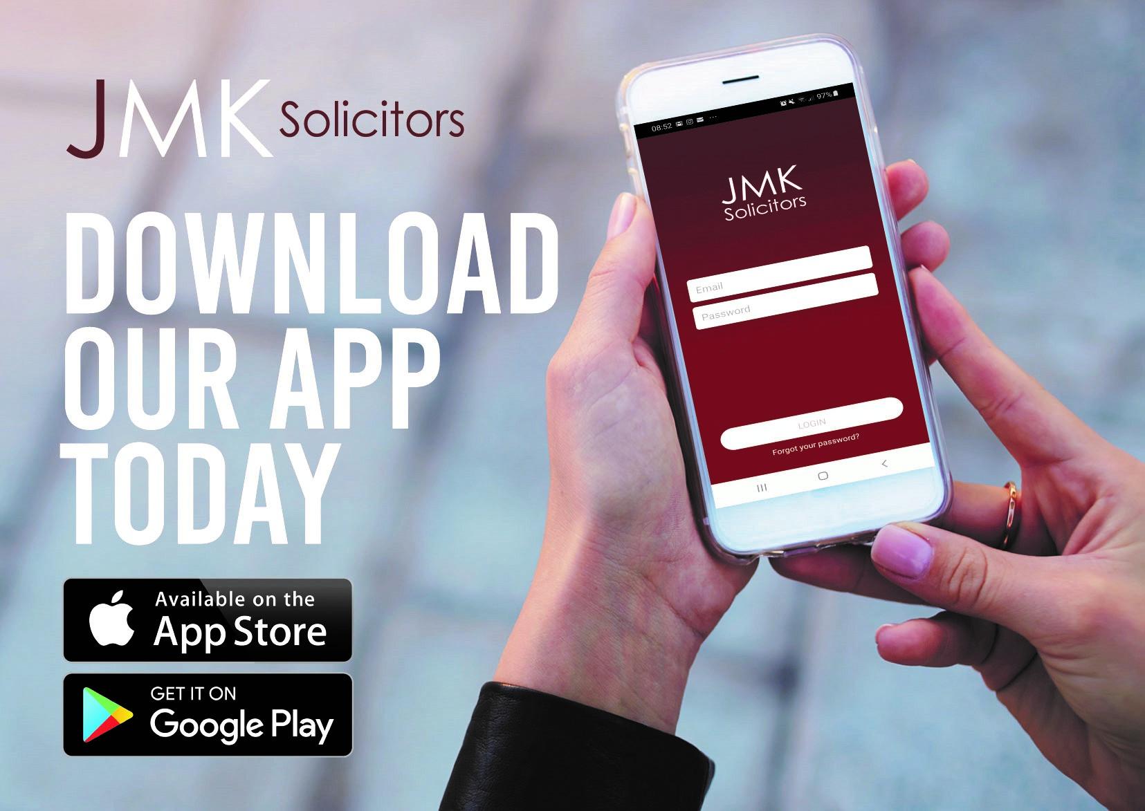 JMK Solicitors App