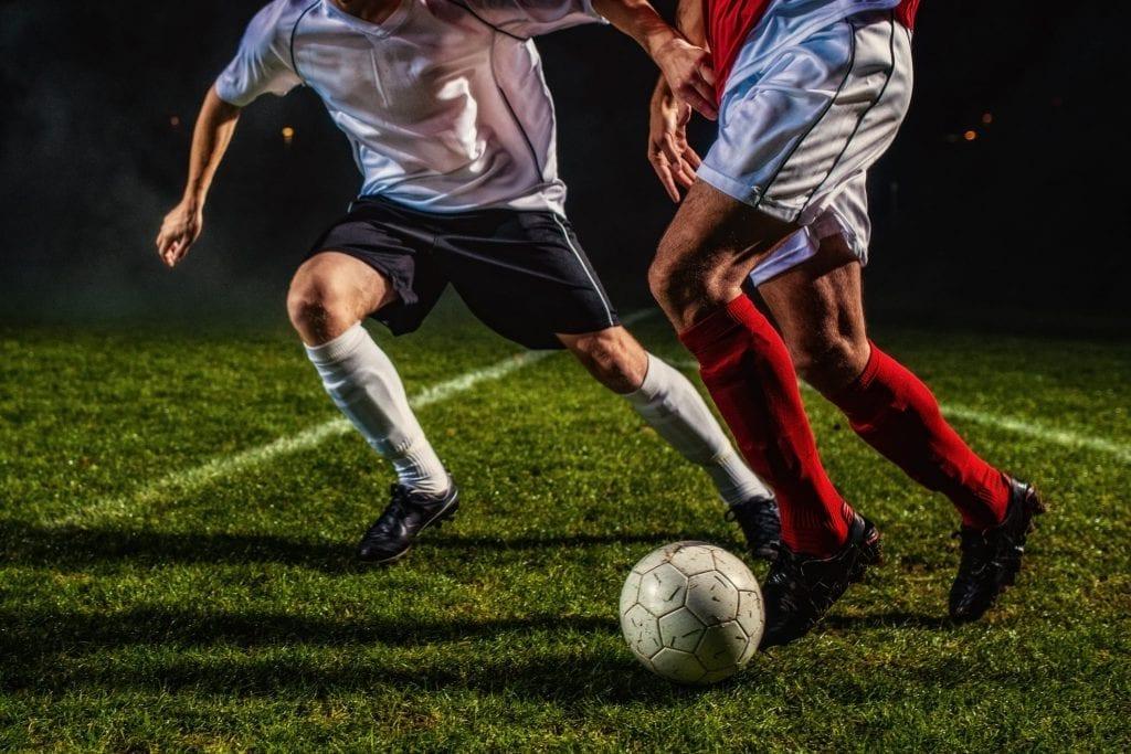 football player JMK Solicitors compensation