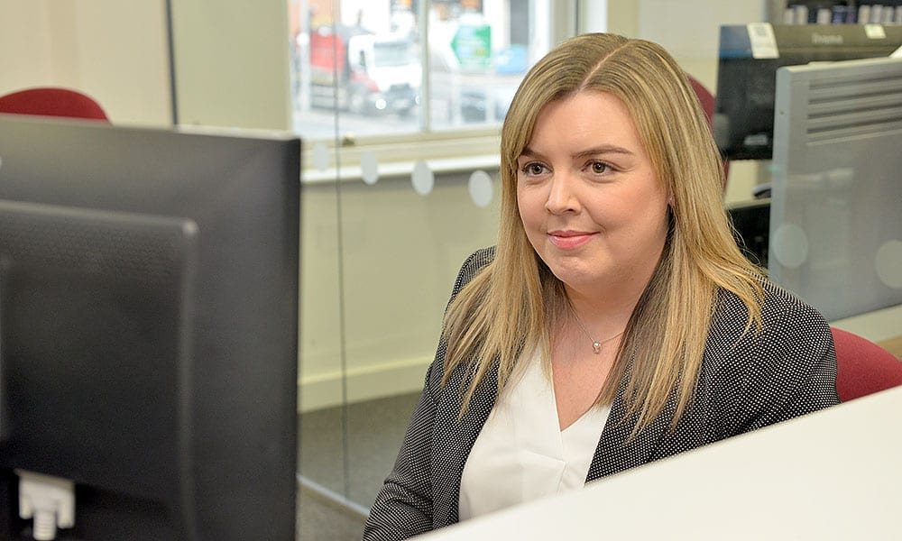 Amy Bradford JMK Solicitors Personal Injury Claims Specialists