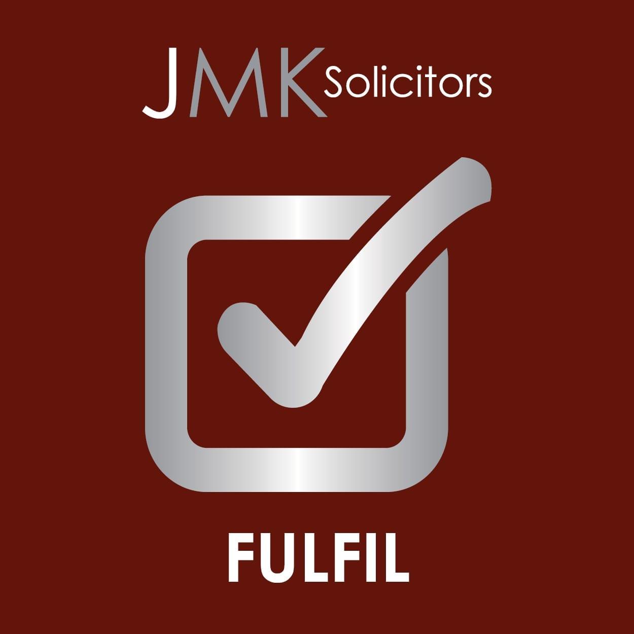 Fulfil JMK Solicitors Values