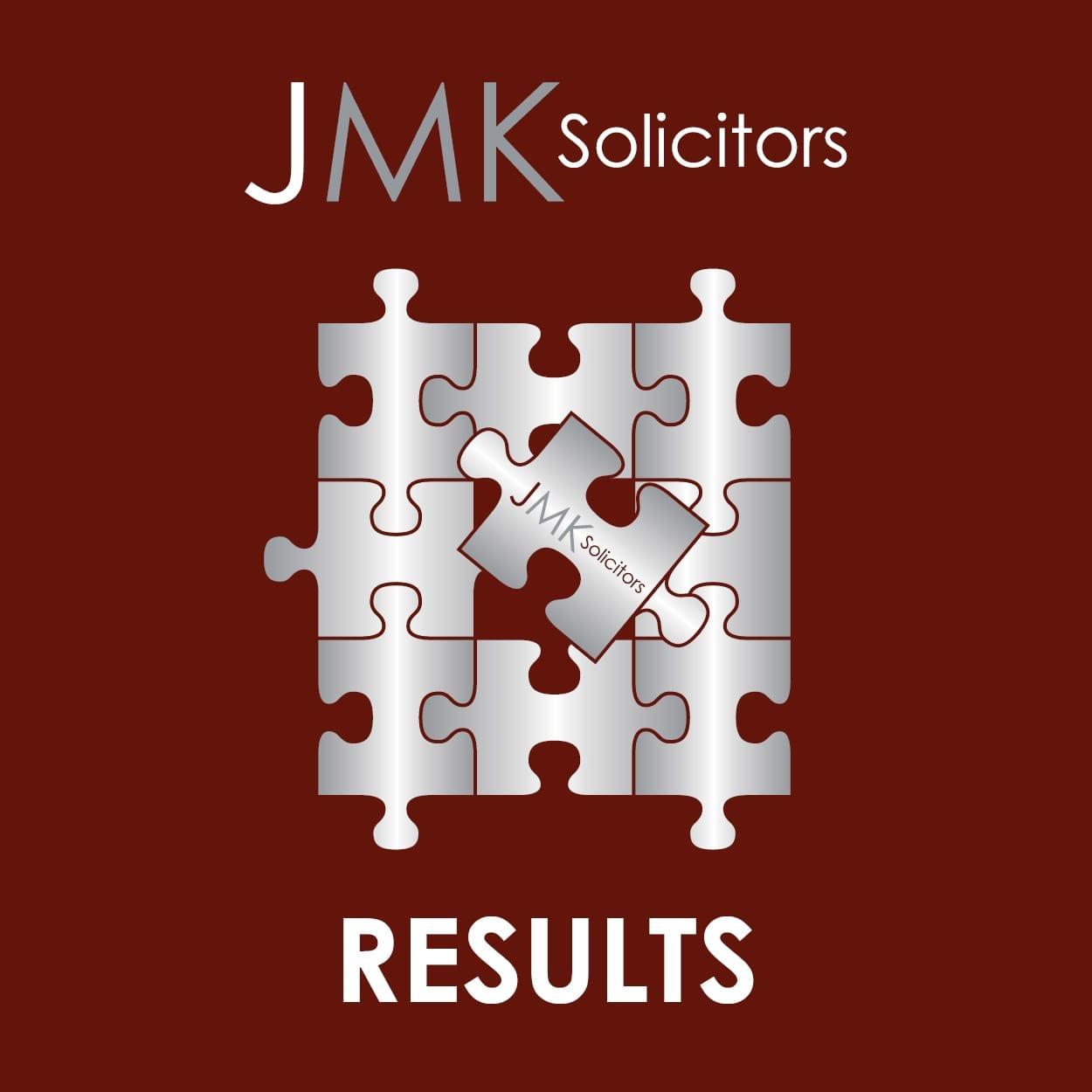 Results JMK Solicitors Values