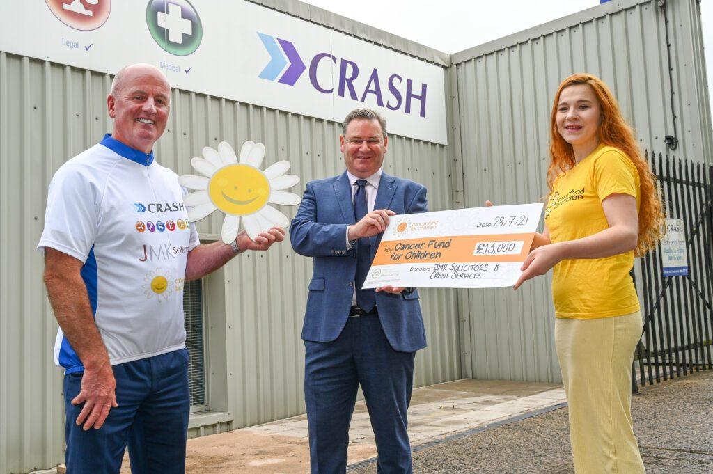 CFFC CRASH and JMK Partnership