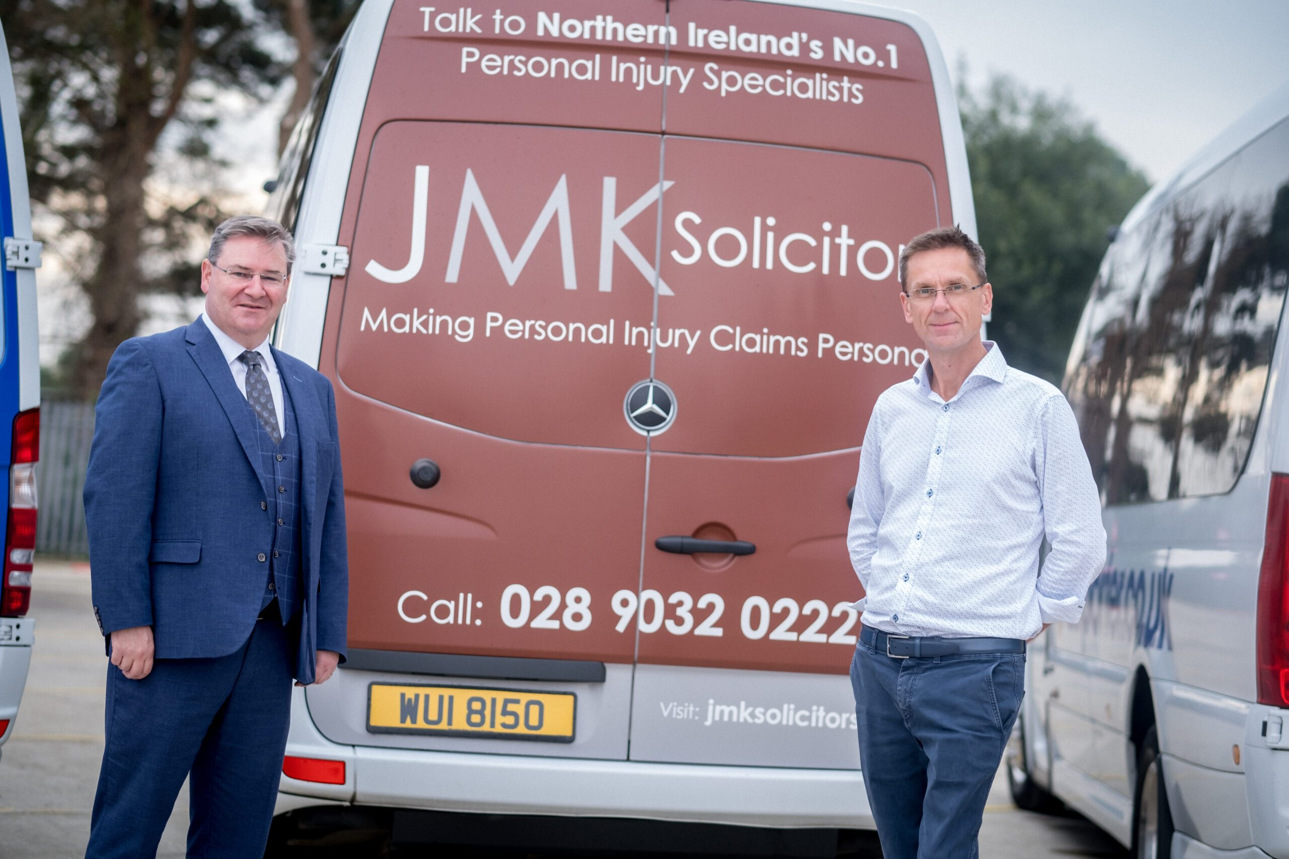 JMK Solicitors and Airporter
