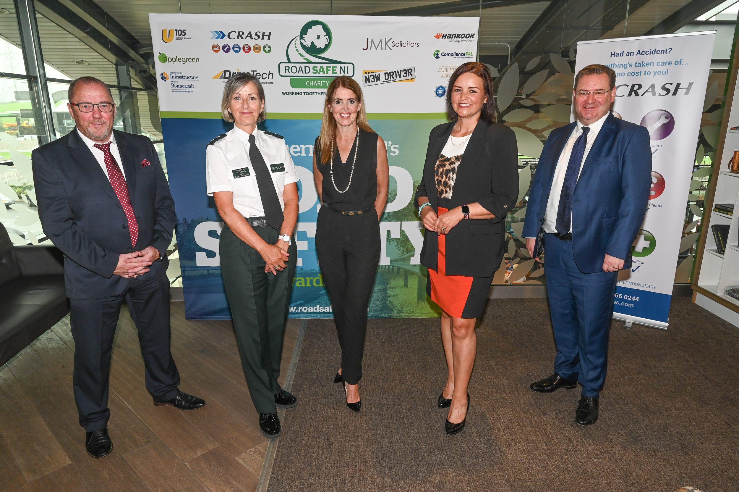JMK sponsor Road Safety Awards 2021