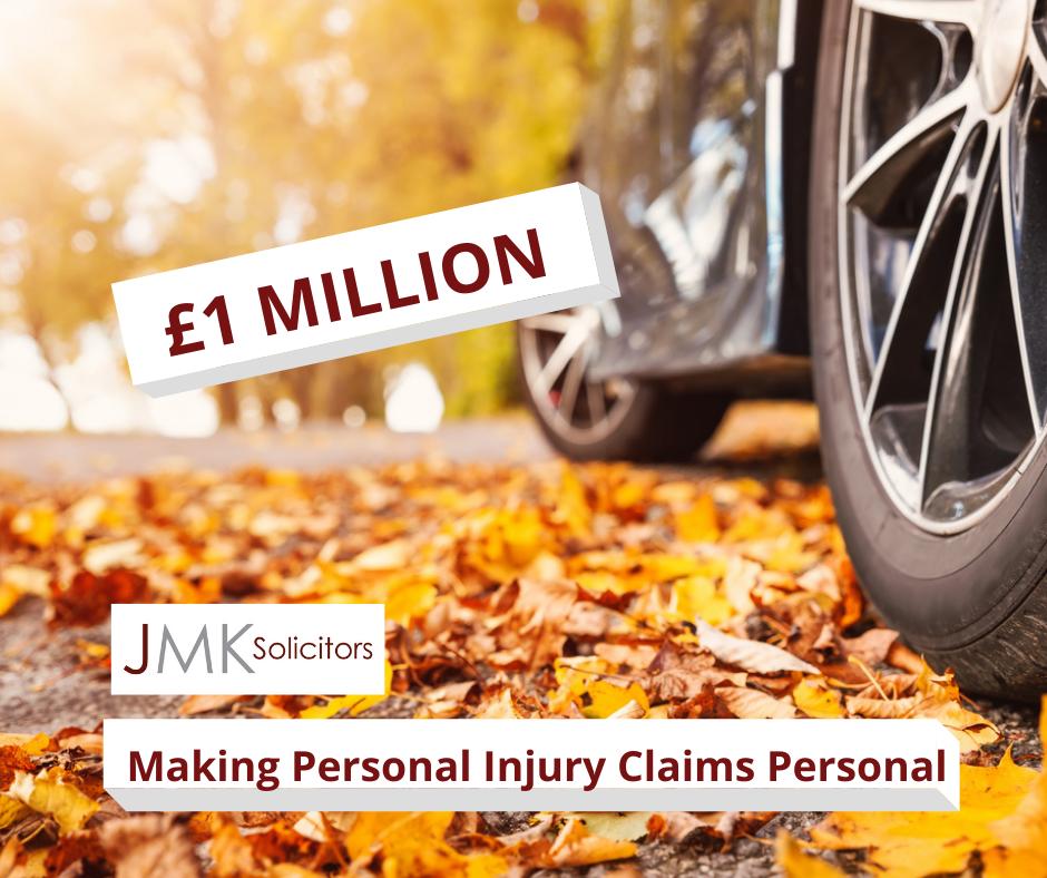 £1 million claim compensation
